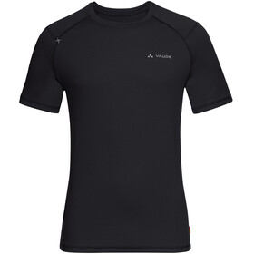 VAUDE Hallett Shortsleeve Shirt Men black